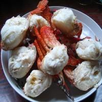香辣蟹 黑蟹排 去壳黑蟹 蟹肉饱满 冻厂直批 实惠美味