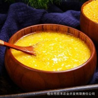 玉米碴子真空新鲜玉米糁玉米渣子玉米粥玉米粒批发内蒙古