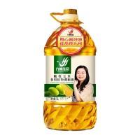 九州佳品 戊酉压榨橄榄玉米香植物调和油5L/瓶食用油