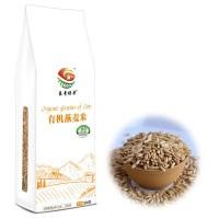 【蕴奇绿丰】内蒙特产有机燕麦米 杂粮批发 厂家直销500g燕麦米