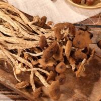 不开伞茶树菇南北干货食用菌古田特产茶树菇干货散装批发一件代发