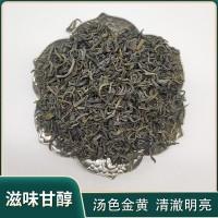广东梅州客家清凉山绿茶 梅县特产 茶叶春茶炒土茶 量大从优
