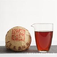 批发云南普洱茶叶 勐海熟沱 2018年乔木熟茶 250克/沱 厂家直供