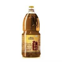 中粮福临门家香味老家土榨压榨三级菜籽油9升(1.5L*6桶)原箱