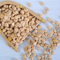 谷豆开花厂家供应豌豆片 易熟粗粮五谷杂粮片 按需制作豌豆片