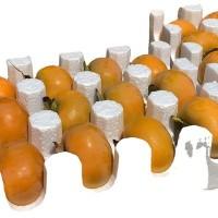 陕西火晶柿子5斤火晶软柿子蜜柿新鲜水果一件代发小柿子